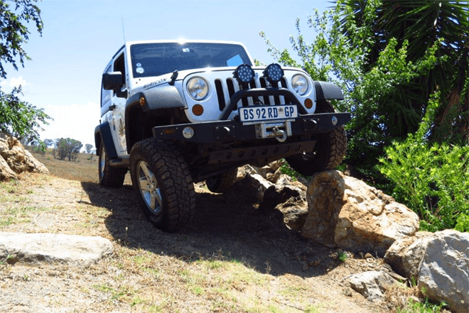 The South African 4×4 & Outdoor Show