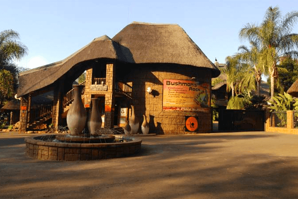 Lodges Pretoria