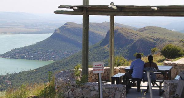 Views at Harties Cableway