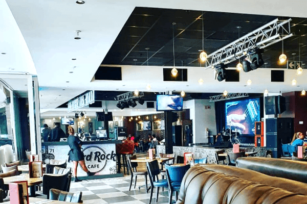Hard Rock Cafe Pretoria