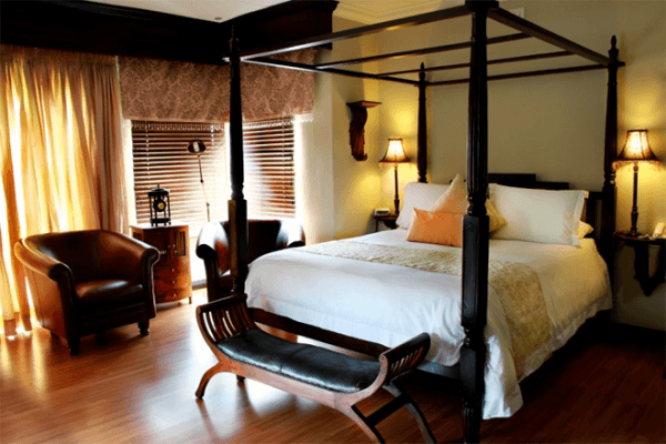 Room at InnJoy Boutique Hotel