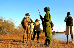 Barefoot Safaris & Adventure Tours