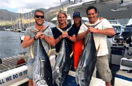 Cape Town Fishing Charters